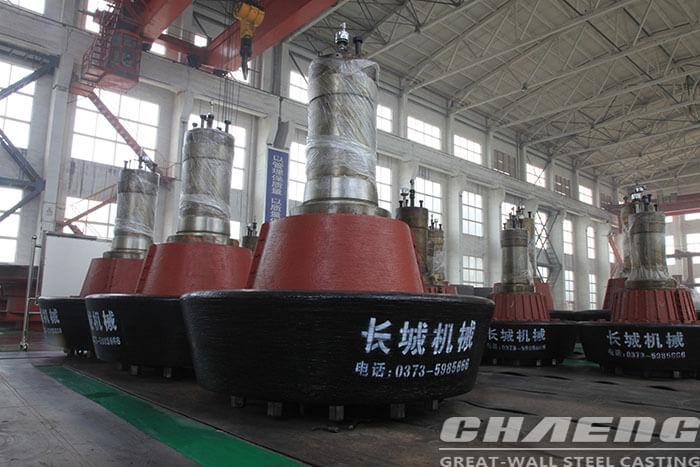 vertical mill grind roller