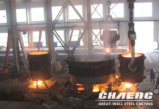 steel casting company