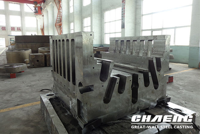 rolling mill roll box