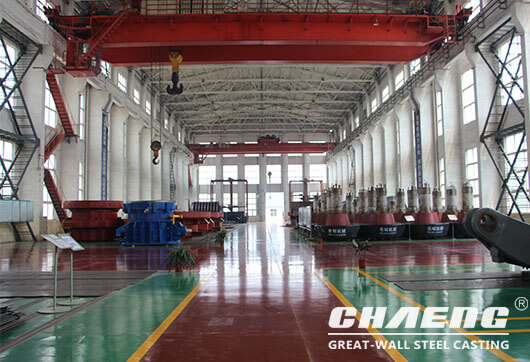 cement industry spare parts