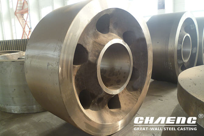 rotary kiln support roller