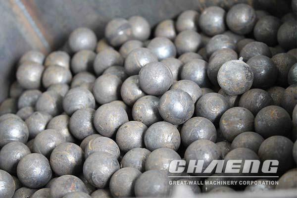 ball mill steel ball