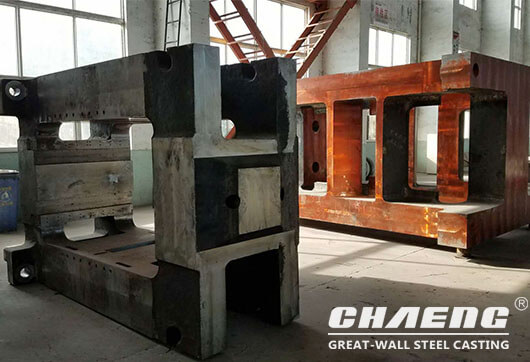 rolling mill stand housing