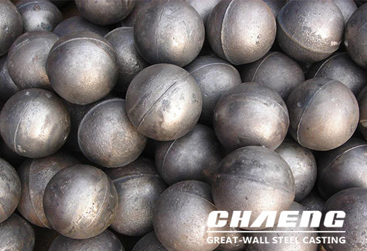 cement ball mill steel balls