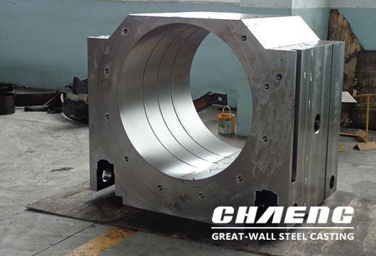 heavy casting bearing chock
