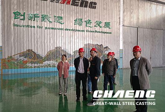 Xinxiang Great Wall Casting