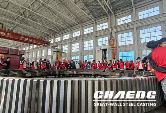 Xinxiang Greart Wall Casting (CHAENG)